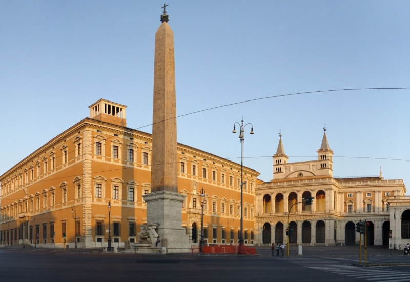 The obelisks in Rome, what to see. Itineraries in Rome and Lazio