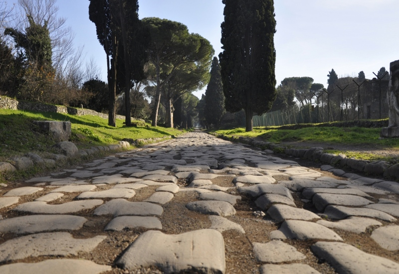 The Appian Way, what to see. Itineraries in Rome and Lazio